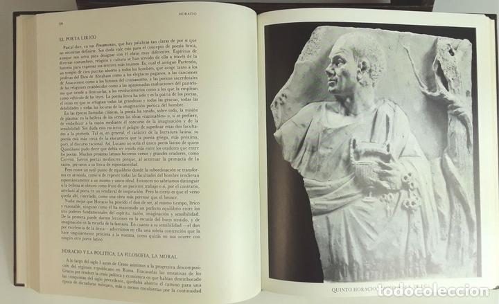 Enciclopedias: COLECCIÓN CLÁSICOS CARROGGIO. 18 TOMOS. VARIOS AUTORES. 1977/1984. - Foto 4 - 100574735
