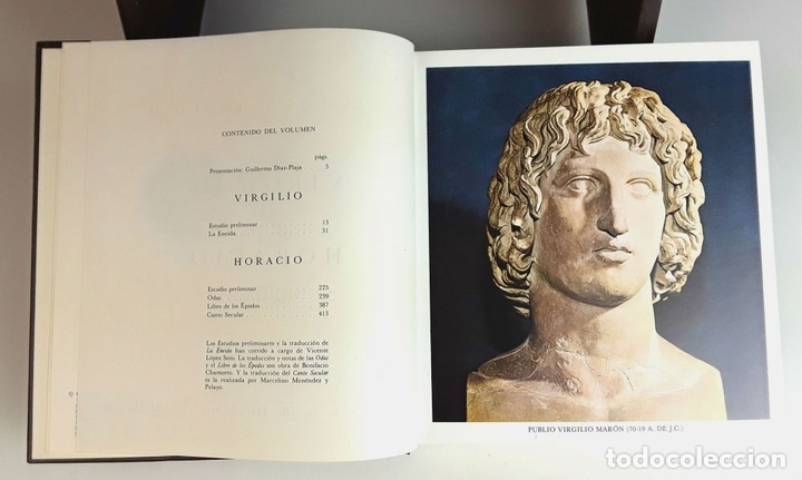 Enciclopedias: COLECCIÓN CLÁSICOS CARROGGIO. 18 TOMOS. VARIOS AUTORES. 1977/1984. - Foto 5 - 100574735