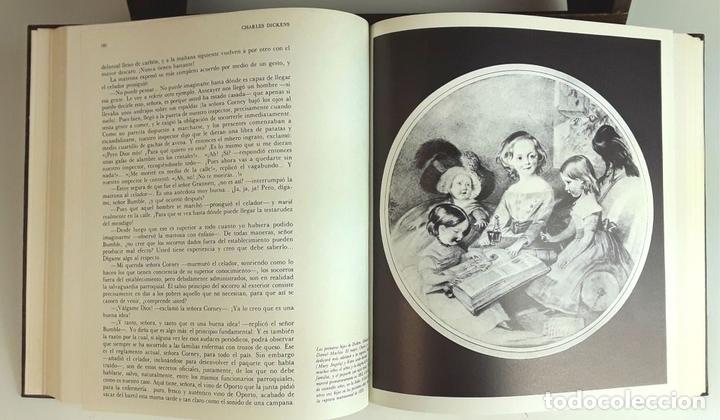 Enciclopedias: COLECCIÓN CLÁSICOS CARROGGIO. 18 TOMOS. VARIOS AUTORES. 1977/1984. - Foto 8 - 100574735