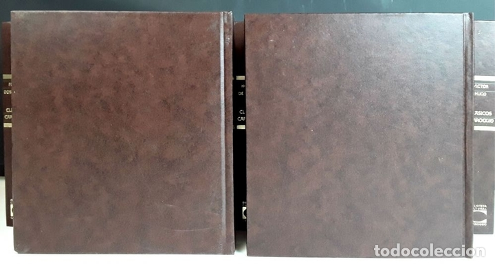 Enciclopedias: COLECCIÓN CLÁSICOS CARROGGIO. 18 TOMOS. VARIOS AUTORES. 1977/1984. - Foto 9 - 100574735