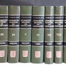 Enciclopedias: GEOGRAFÍA GENERAL DE CATALUNYA. FACSÍMIL. 11 TOMOS. EDICIONS CATALANES. 1980.. Lote 100588395