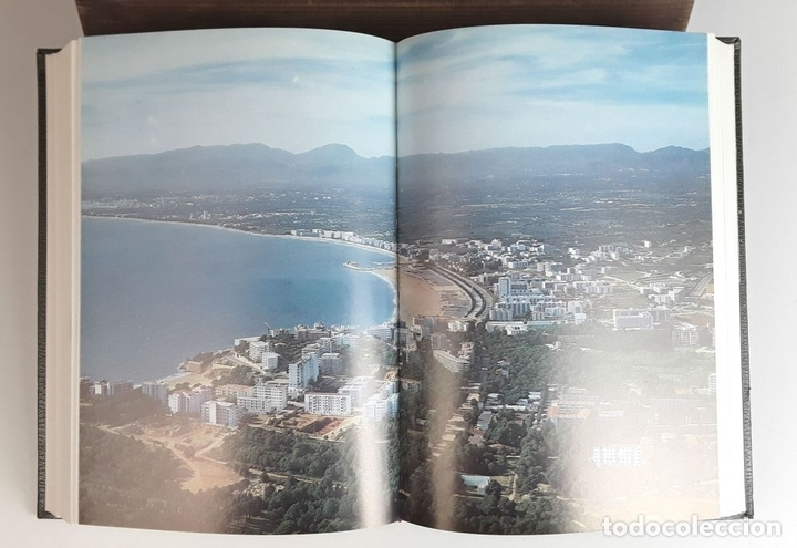 Enciclopedias: GEOGRAFÍA GENERAL DE CATALUNYA. FACSÍMIL. 11 TOMOS. EDICIONS CATALANES. 1980. - Foto 8 - 100588395