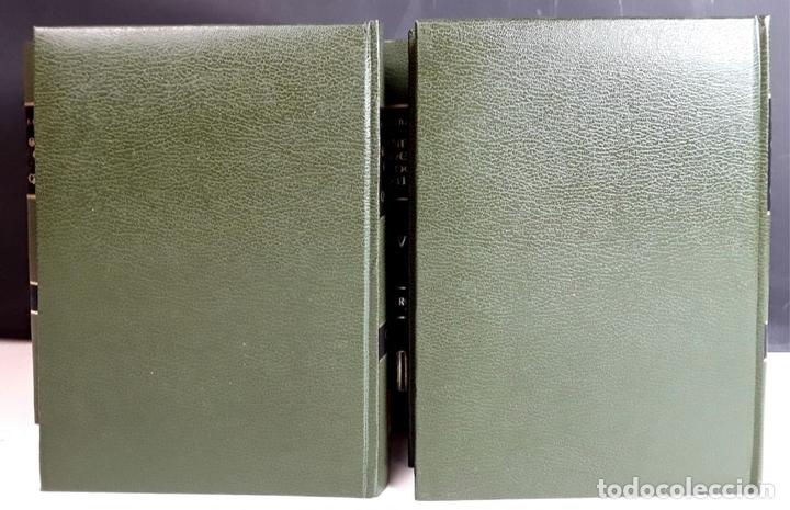 Enciclopedias: GEOGRAFÍA GENERAL DE CATALUNYA. FACSÍMIL. 11 TOMOS. EDICIONS CATALANES. 1980. - Foto 9 - 100588395