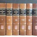 Enciclopedias: HISTÒRIA DE CATALUNYA. FACSÍMIL. 14 TOMOS. J. SOBREQUÉS I CALLICÓ. ENCICLOPEDIA VASCA. 1972/1984.. Lote 100599867