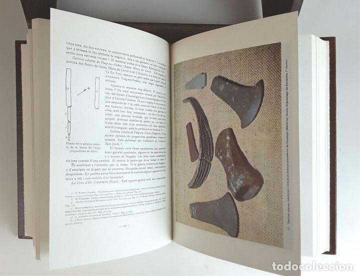 Enciclopedias: HISTÒRIA DE CATALUNYA. FACSÍMIL. 14 TOMOS. J. SOBREQUÉS I CALLICÓ. ENCICLOPEDIA VASCA. 1972/1984. - Foto 4 - 100599867