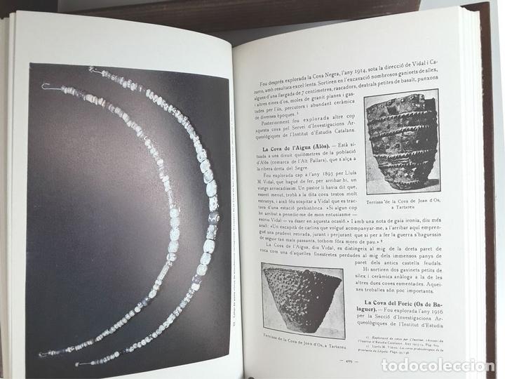 Enciclopedias: HISTÒRIA DE CATALUNYA. FACSÍMIL. 14 TOMOS. J. SOBREQUÉS I CALLICÓ. ENCICLOPEDIA VASCA. 1972/1984. - Foto 5 - 100599867