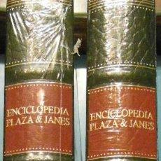 Enciclopedias: ENCICLOPEDIA PLAZA & JANES. DICCIONARIO. 2 VOLUMENES. Lote 100927871