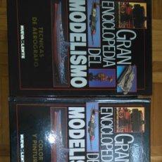 Enciclopedias: ENCICLOPEDIA DEL MODELISMO. Lote 101075216