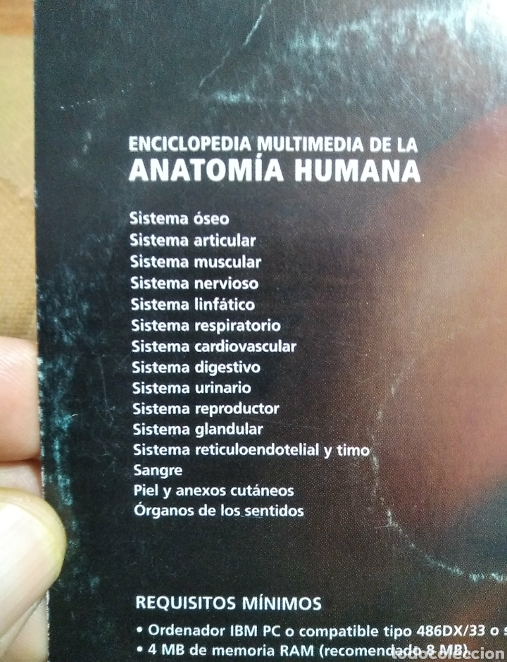 Enciclopedias: Única!! Enciclopedia multimedia anatomía humana. Pc Windows. Ceac Centro de Estudios - Foto 3 - 101147648