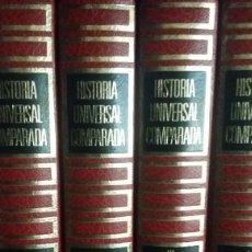 Enciclopedias: HISTORIA UNIVERSAL COMPARADA. Lote 101539016