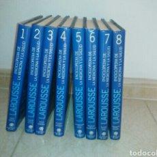Bücher - Enciclopedia de la medicina y la salud Larousse 8 tomos - 101752211