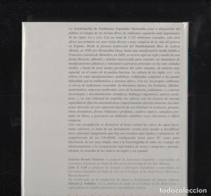 Enciclopedias: ENCICLOPEDIA AKAL DE EMBLEMAS ESPAÑOLES ILUSTRADOS BERNAT Y CULL 1999 CONTIENE CD ROM PLASTIFICADO - Foto 7 - 102534343
