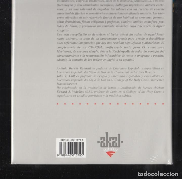 Enciclopedias: ENCICLOPEDIA AKAL DE EMBLEMAS ESPAÑOLES ILUSTRADOS BERNAT Y CULL 1999 CONTIENE CD ROM PLASTIFICADO - Foto 8 - 102534343