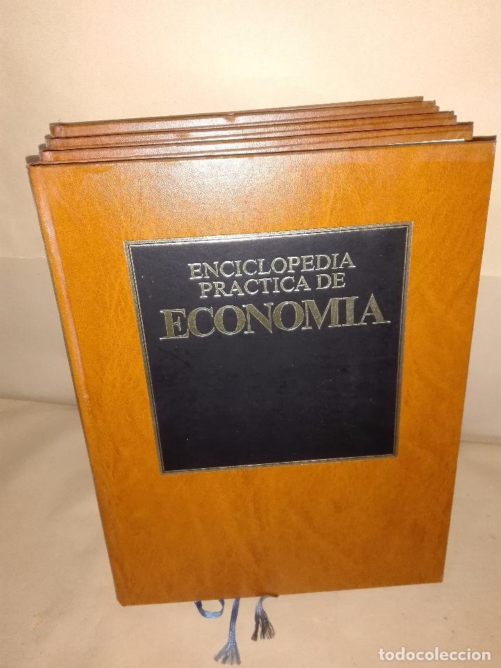 ENCICLOPEDIA PRACTICA DE ECONOMIA - EDITORIAL ORBIS - 3 TOMOS (Libros Nuevos - Diccionarios y Enciclopedias - Enciclopedias)