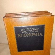 Bücher - ENCICLOPEDIA PRACTICA DE ECONOMIA - EDITORIAL ORBIS - 3 TOMOS - 102736155
