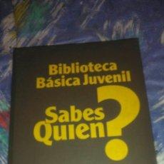 Enciclopedias: 4 LIBROS BIBLIOTECA BÀSICA JUVENIL - ED.OCEANO. Lote 105077836