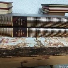 Enciclopedias: *ENCICLOPEDIA ABC LA SEGUNDA GUERRA MUNDIAL * 2 TOMOS COMPLETA* CAJA 1. Lote 105228947