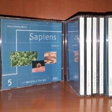 Enciclopedias: ENCICLOPEDIA DIGITAL SAPIENS. Lote 107444988