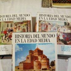 Enciclopedias: HISTORIA DEL MUNDO EDAD MEDIA. Lote 108060428