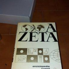 Enciclopedias: ENCICLOPEDIA JUVENIL A ZETA 8 TOMOS. Lote 108363420