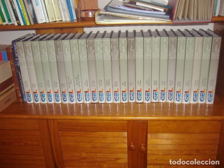GRAN ENCICLOPEDIA LAROOUSE GEL . 24 VOLÚMENES + 2 ACTUALIZACIONES.TOTALMENTE NUEVA, EDICIÓN AÑO 1994 (Libros Nuevos - Diccionarios y Enciclopedias - Enciclopedias)