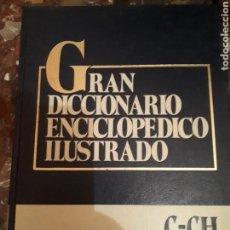 Enciclopedias: GRAND DICCIONARIO ENCICLOPÉDICO ILUSTRADO. Lote 108845680