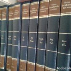 Enciclopedias: ENCICLOPEDIA LAROUSSE COMPLETA. Lote 111109843