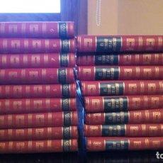 Enciclopedias: EL TESORO DE LA JUVENTUD 17 TOMOS. Lote 112697199