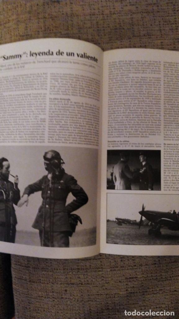 Enciclopedias: enciclopedia ilustrada de aviacion editorial delta 181 fasciculos sin encuadernar(completa) - Foto 2 - 112698295