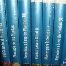 Enciclopedias: ENCICLOPEDIA DE MEDICINA NATURAL Y SALUD. Lote 52703143