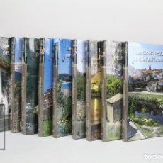 Enciclopedias: COLECCIÓN COMPLETA DE 10 LIBROS - LA GRANDEZA DE NUESTROS PUEBLOS - EDIT. GRUPO CULTURAL-PRECINTADOS. Lote 114527519