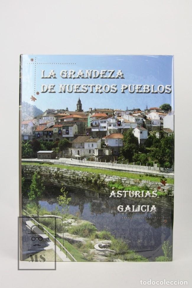 Enciclopedias: Colección Completa De 10 Libros - La Grandeza De Nuestros Pueblos - Edit. Grupo Cultural-Precintados - Foto 3 - 114527519