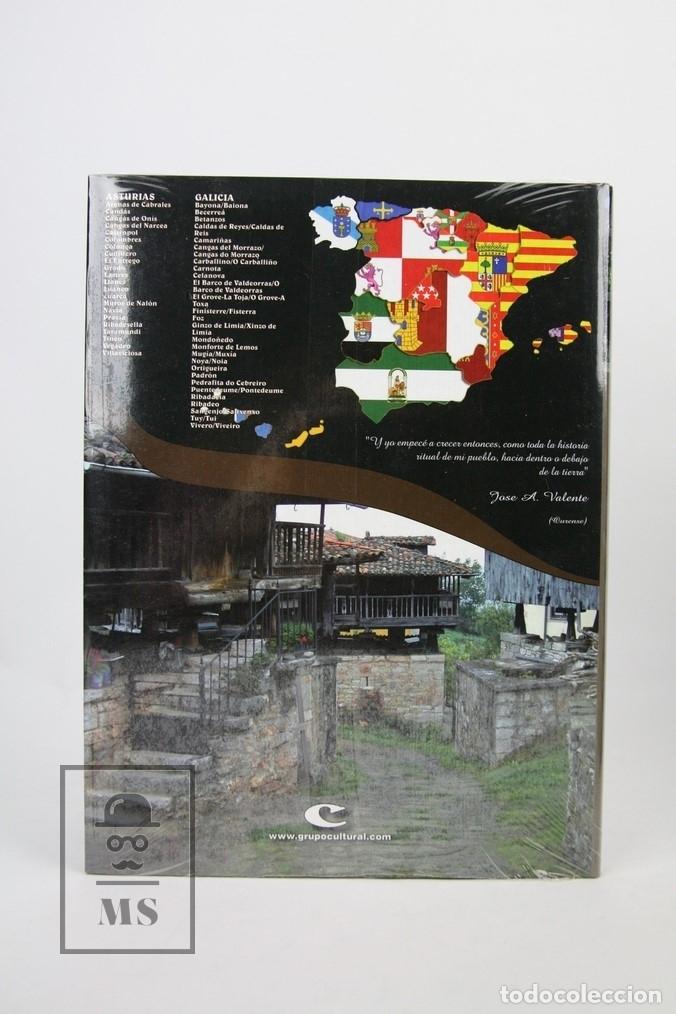 Enciclopedias: Colección Completa De 10 Libros - La Grandeza De Nuestros Pueblos - Edit. Grupo Cultural-Precintados - Foto 4 - 114527519