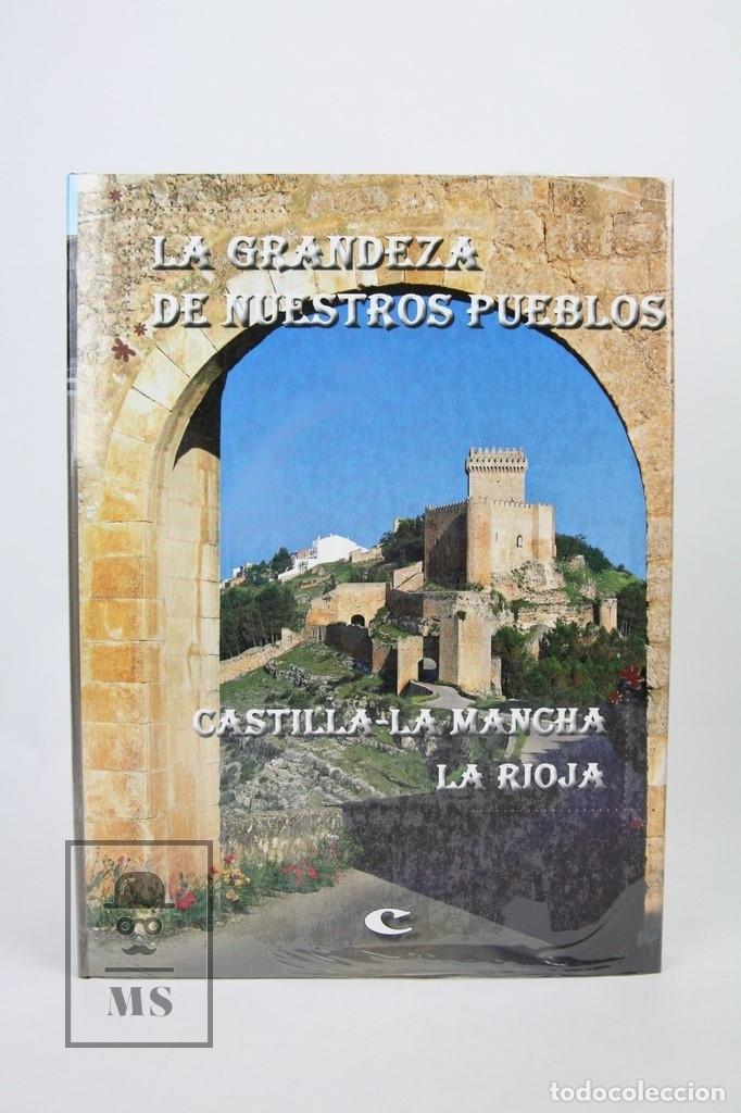 Enciclopedias: Colección Completa De 10 Libros - La Grandeza De Nuestros Pueblos - Edit. Grupo Cultural-Precintados - Foto 5 - 114527519
