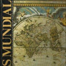 Enciclopedias: ATLAS MUNDIAL - TOMO I - CLUB INTERNACIONAL DEL LIBRO. Lote 117935939