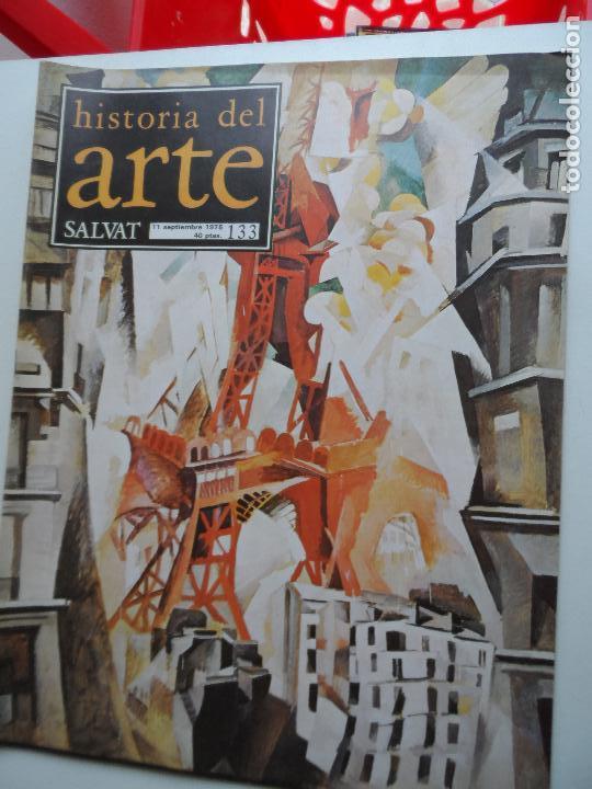 HISTORIA DEL ARTE SALVAT Nº 133 (Libros Nuevos - Diccionarios y Enciclopedias - Enciclopedias)
