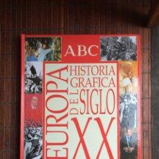 Enciclopedias: HISTORIA DEL SIGLO XX DE EUROPA. Lote 124001411