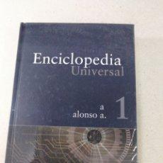 Enciclopedias: LIBRO NÚMERO UNO DE LA ENCICLOPEDIA UNIVERSAL SALVAT. Lote 124247532