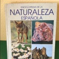 Enciclopedias: ENCICLOPEDIA ESPAÑOLA DE LA NATURALEZA -(DIARIO 16) 1,152 PAGINAS . Lote 126352375