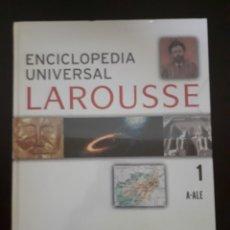 Enciclopedias: ENCICLOPEIDA UNIVERSAL LAROUSSE. Lote 127778232