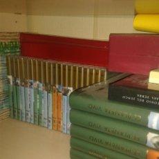 Enciclopedias: ENCICLOPEDIA EL PLANETA VIVO + DVDS. Lote 127906143