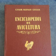 Enciclopedias: ENCICLOPEDIA DE AVICULTURA - . Lote 130536362