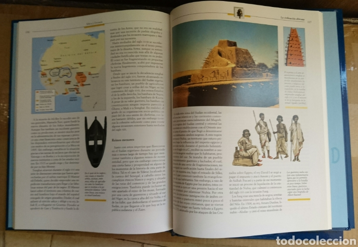 Enciclopedias: Historia de la Humanidad - Foto 4 - 131104323