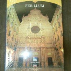 Bücher - FER LLUM AUGUSTO JURADO PUBLICACIONS DE L'ABADIA DE MONTSERRAT 2008 SELLADO - 131299998