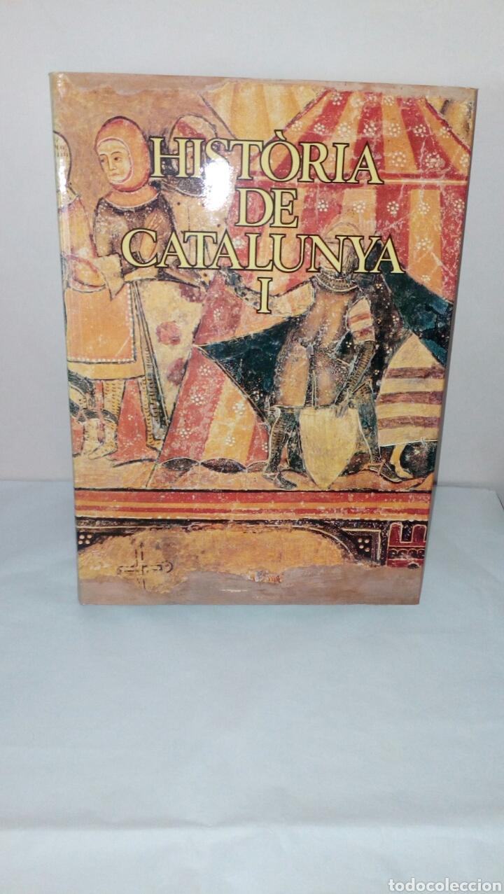COLECCION DE LA HISTORIA DE CATALUÑA.TOMO 1. (Libros Nuevos - Diccionarios y Enciclopedias - Enciclopedias)
