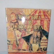 Enciclopedias: COLECCION DE LA HISTORIA DE CATALUÑA.TOMO 1.. Lote 132493433