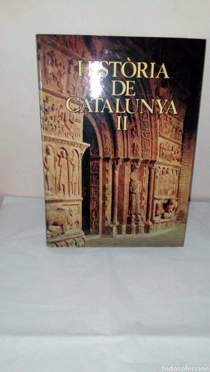 COLECCION DE LA HISTORIA DE CATALUNYA.TOMO 2. (Libros Nuevos - Diccionarios y Enciclopedias - Enciclopedias)