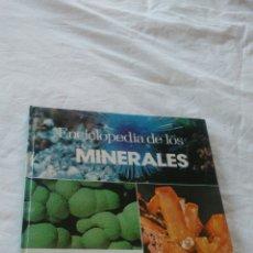 Enciclopedias: ENCICLOPEDIA DE LOS MINERALES JAIMES LIBROS POR PIERRE BARIAND. Lote 133201974