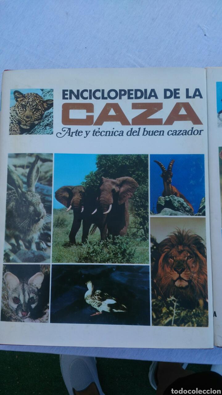 Enciclopedias: ENCICLOPEDUA DE LA CAZA.ARTE Y TECNICA BUEN CAZADOR.2 TOMOS COMPLETA.VERGARA.FERNANDO HUERTA Y PALAU - Foto 2 - 133552346