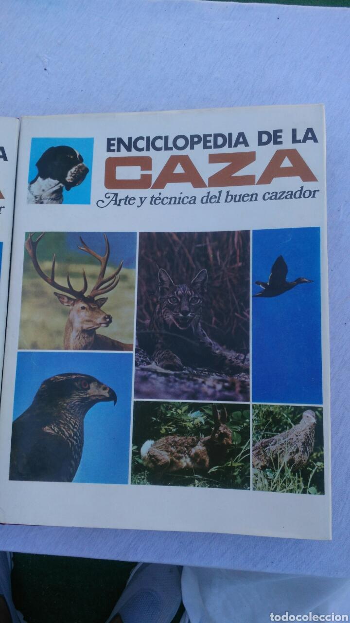 Enciclopedias: ENCICLOPEDUA DE LA CAZA.ARTE Y TECNICA BUEN CAZADOR.2 TOMOS COMPLETA.VERGARA.FERNANDO HUERTA Y PALAU - Foto 3 - 133552346